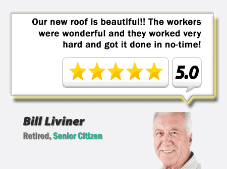 Irving Roof Installation - Customer Review